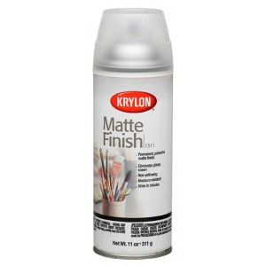 Krylon Matte Finish - KRY1311