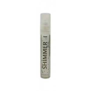 Sheer Shimmer Spritz, Pewter - SML006