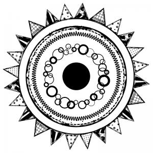 Suzanne Carillo Simple Circles - Carillo SC-2592