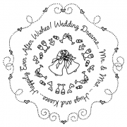 Darby New Simple Circles: Wedding SC-2452