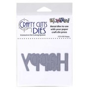 Crafty Cutts Dies - Happy Metal Die CCD-020