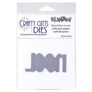 Crafty Cutts Dies - Noel Metal Die CCD-021