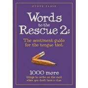 Steve Fadie Words to the Rescue 2 - WR48018