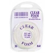 Clear Foam Tape - GBCF3116