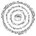 Carolee Jones Simple Circles: Halloween 3D SC-2414