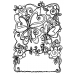 Joanne Sharpe Cling Mount Stamp - Butterfly Artful Cardmaker AGC2-2488