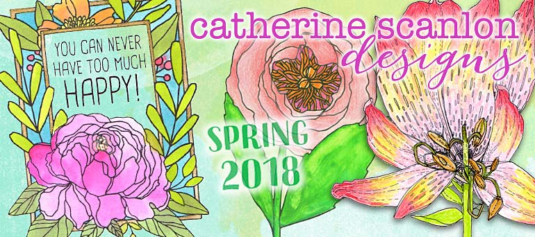 New releases from Catherine Scanlon
