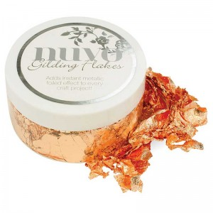 Sunkissed Copper Gilding Flakes 852N