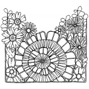 Catherine Scanlon Cling Mount Stamp - Sunshine AGC3-2770