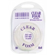 Clear Foam Tape - GBCF3116