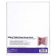 Crafters Companion EZMount Tabbed Stamp Storage Panels - SS25