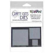 Crafty Cutts Dies - Square Metal Dies CCD-049