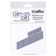 Crafty Cutts Dies - Diamonds Metal Die CCD-005