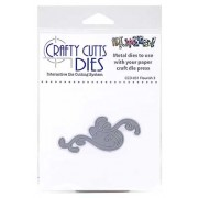 Crafty Cutts Dies - Flourish 3 Metal Die CCD-031