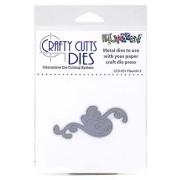Crafty Cutts Dies - Flourish 3 Metal Die CCD-031