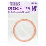 "Embossing Tape 1/8"" - GBET125"