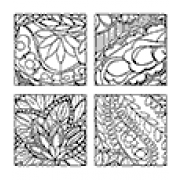 Catherine Scanlon Cling Mount Stamp - Twinchies 1 L-2695