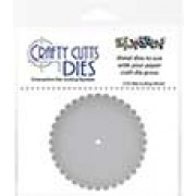 Crafty Cutts Dies - Scallop Wheel CCD-066