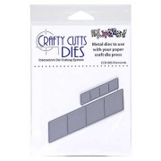 Crafty Cutts Dies - Diamonds Metal Die CCD-005