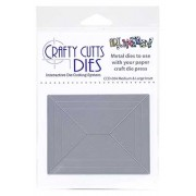 Crafty Cutts Dies - Medium and Large Inset Metal Die CCD-004