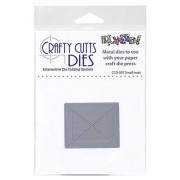 Crafty Cutts Dies - Small Inset Metal Die CCD-007