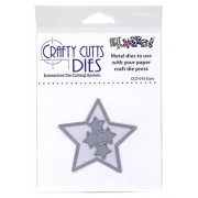 Crafty Cutts Dies - Stars Metal Die CCD-018