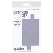 Crafty Cutts Dies - Twisting Explosion Pop Out Metal Die CCD-024