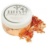 Nuvo Gilding Flakes, Sunkissed Copper - 852N