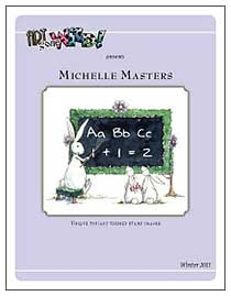 Michelle Masters Catalog - Late 2013